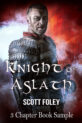 3 chapters free: fantasy novel Knight of Aslath