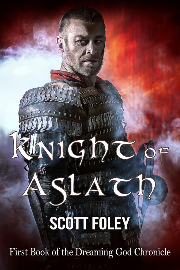 Home: Fantasy author Scott Foley